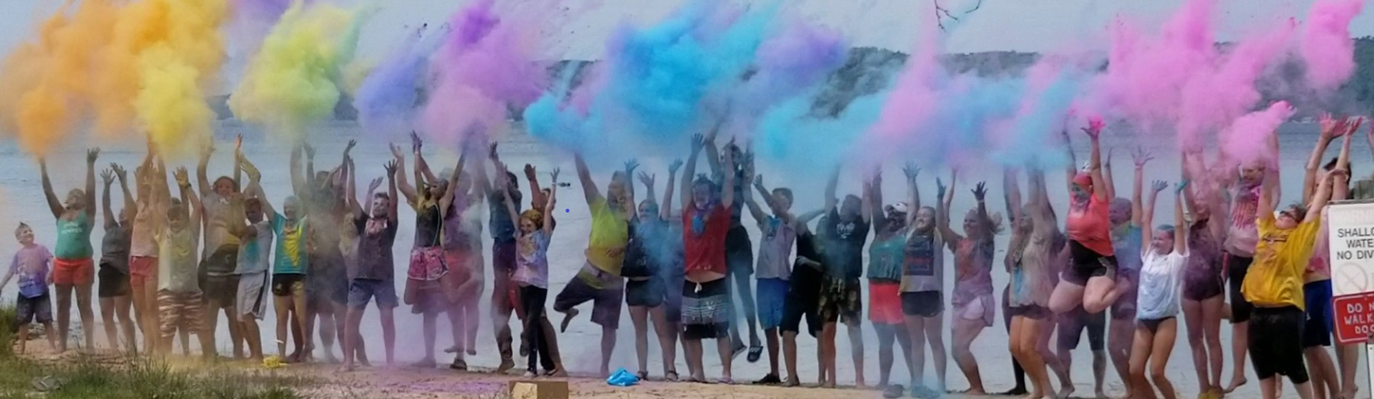 CYF Camp Color Blast